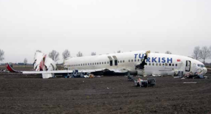 OVV Hulpverlening Crash Turkish Airlines